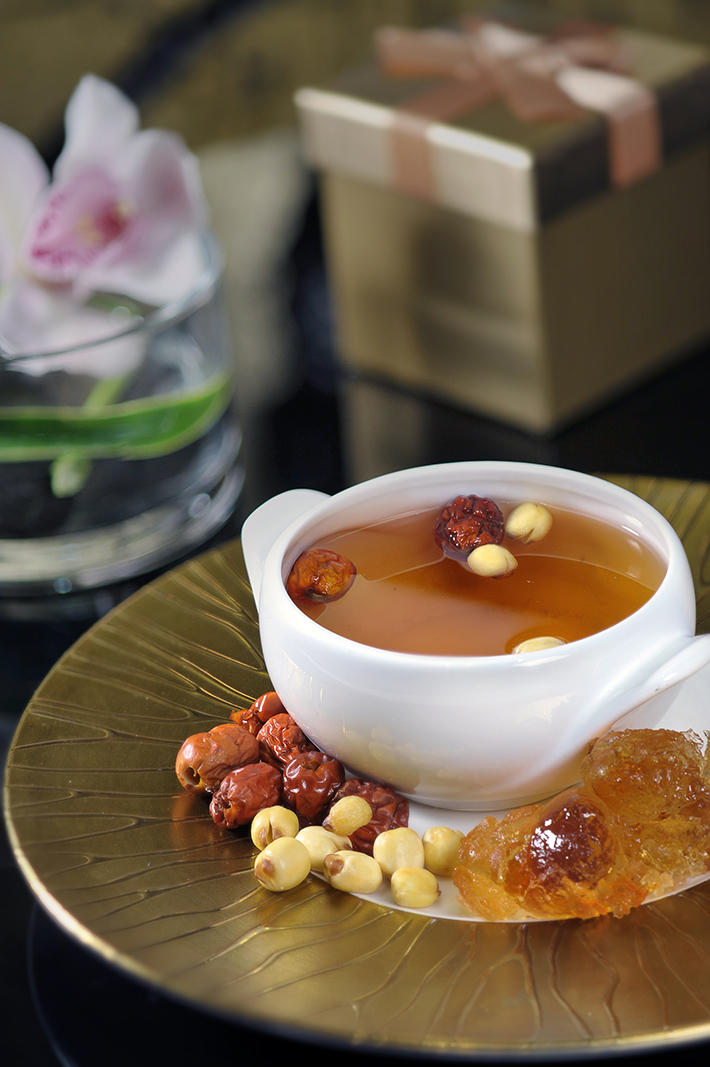 Wan Hao Double-boiled Peach Resin