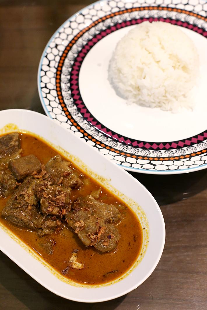 Beef Brisket Taicheong