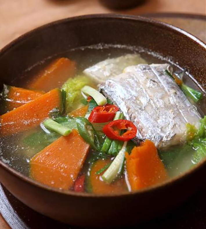 Hairtail Fish Soup
