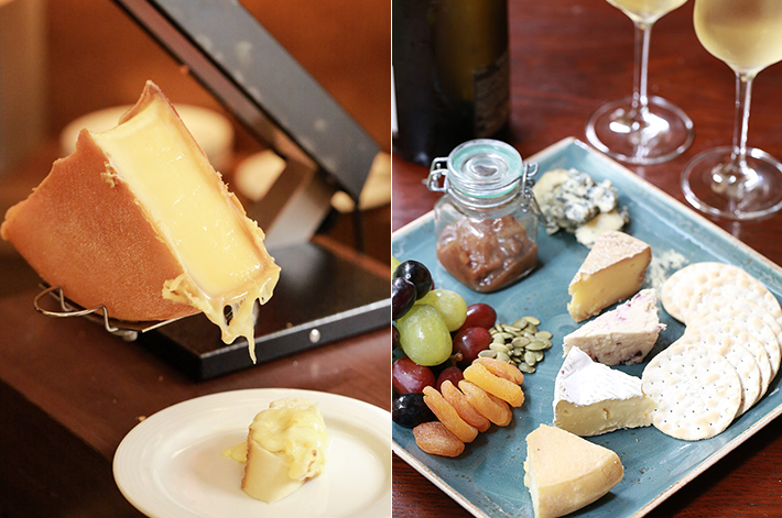 Hilton Cheese