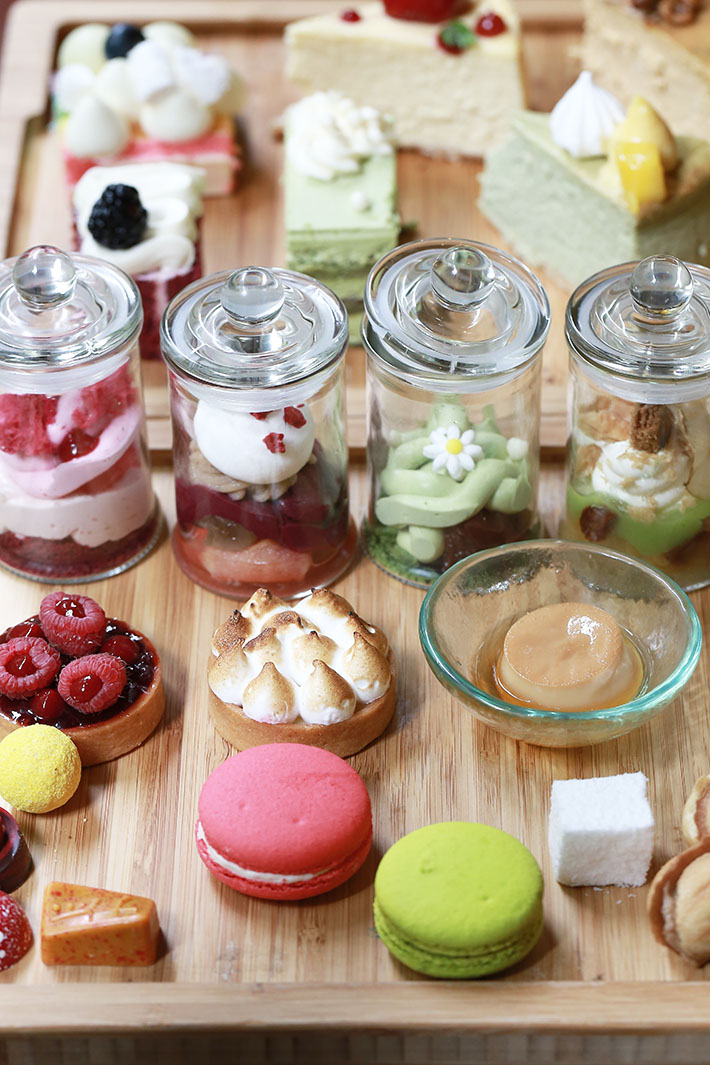 Hilton Desserts 1