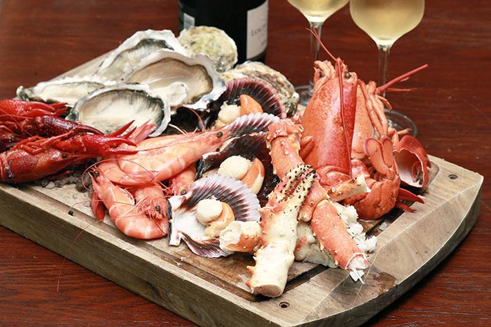 Hilton Seafood