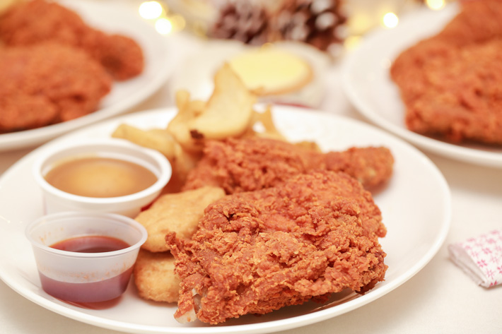 KFC Spicy Chicken