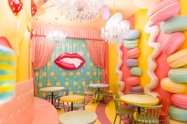 Kawaii Monster Cafe Mel-Tea Room