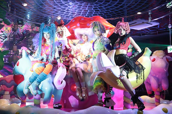 Kawaii Monster Cafe Monster Girls