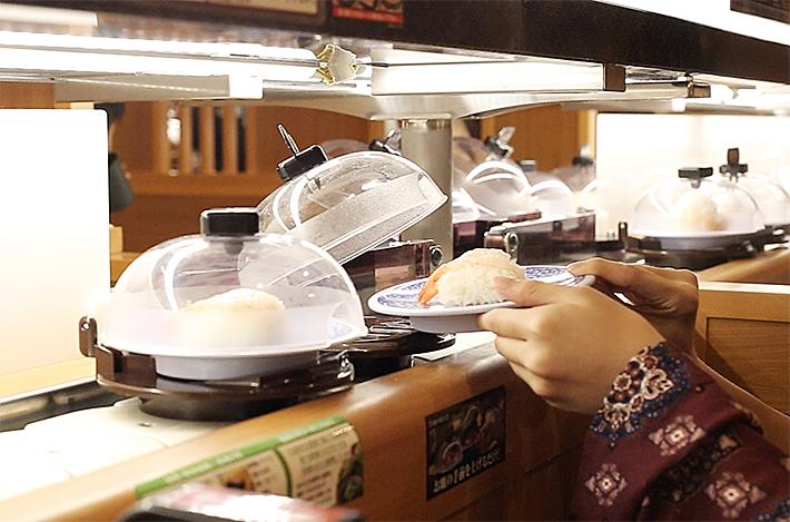 Kura Sushi Kaiten