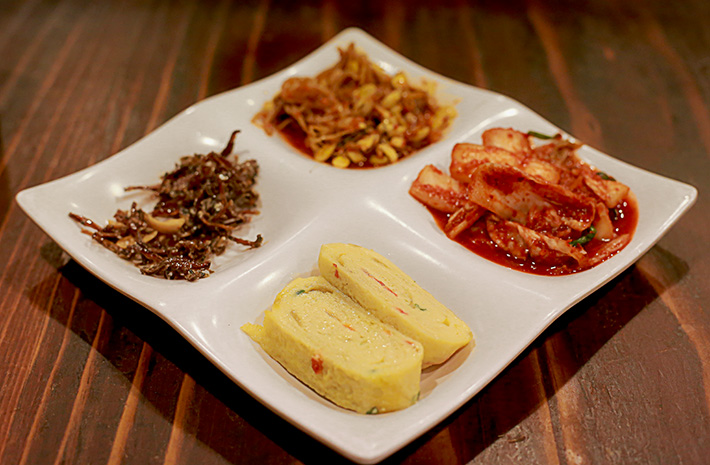 Ming Jia Side Dishes