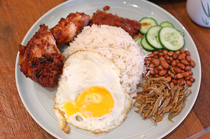 Nasi-Lemak The Coconut Club