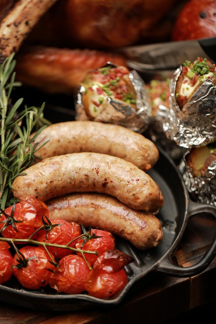Sausage Pan Pac Orchard