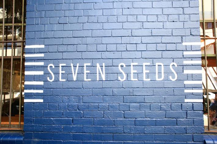 Seven Seeds Cafe Melbourne