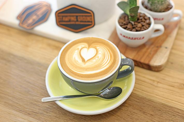 Stamping Ground Coffee Singapore