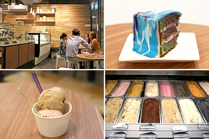 SugarHaus Singapore Cafe
