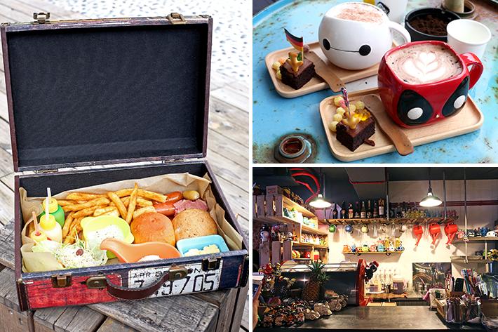 TankQ Cafe Bar