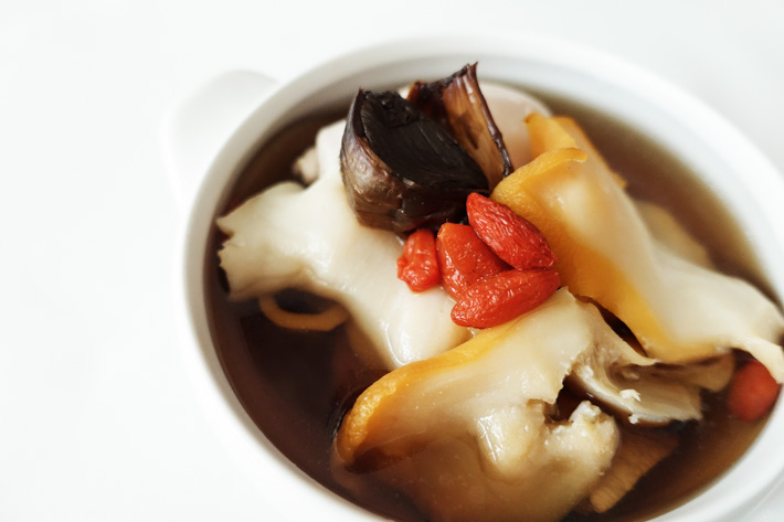 Yan Double-boiled Sea Whelk Soup