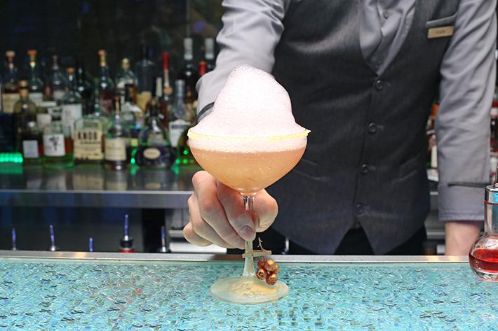mitzo cocktail
