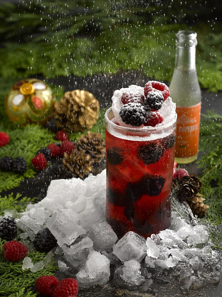 Aqua Luna Cocktail