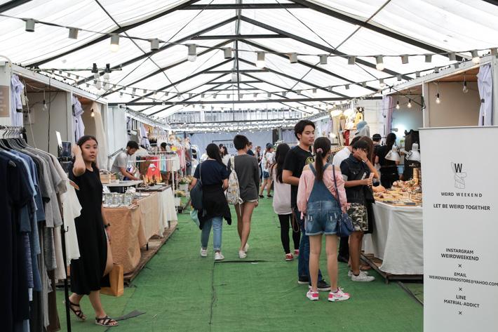 Artbox Fashion Stalls