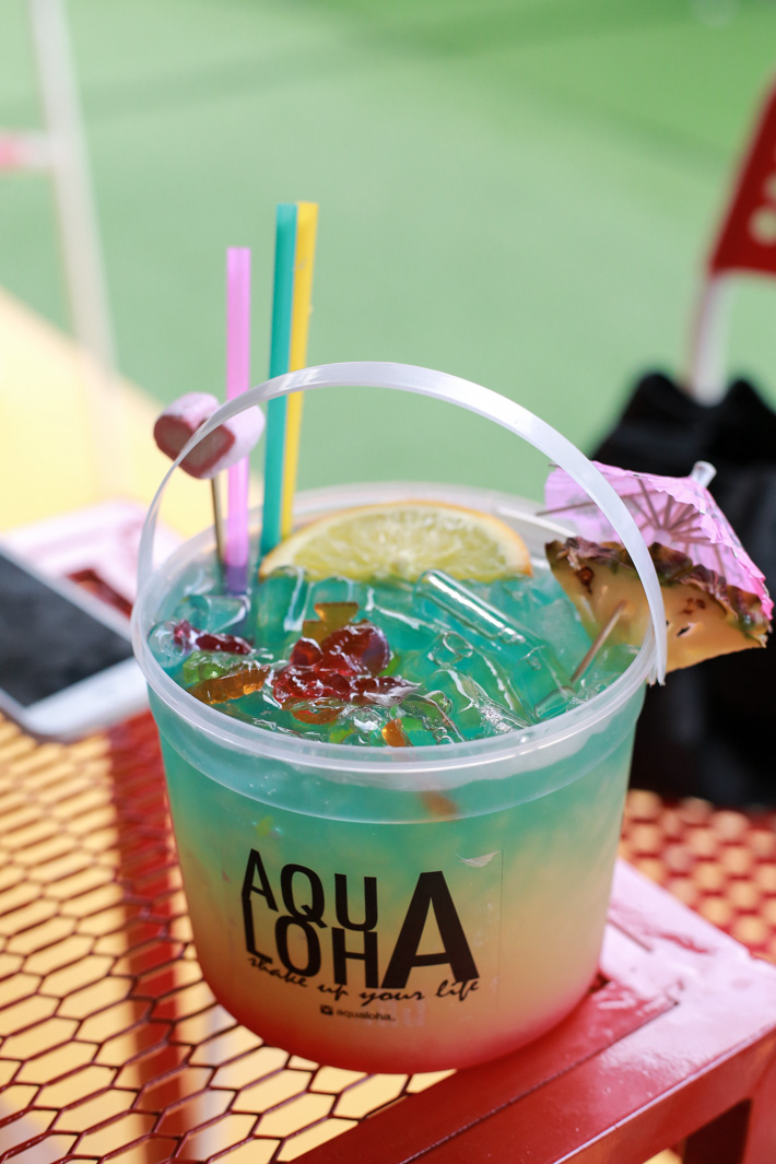 Artbox Rainbow Drink