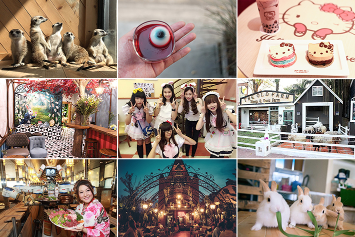 Bangkok Best Themed Cafes