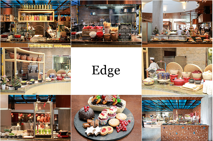 Edge Live Kitchens