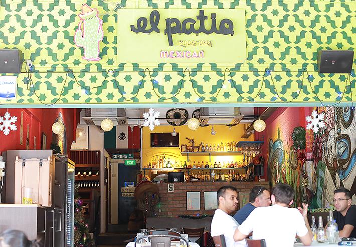 El Patio Mexican