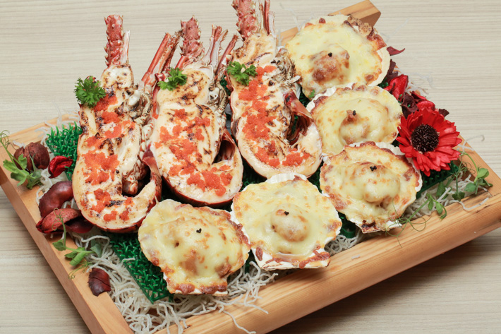 Flame-grilled Lobster