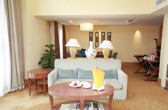 Fullerton Hotel Suite