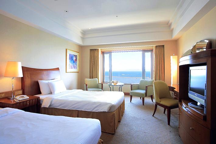 Grand Park Otaru - Ocean View Deluxe Room