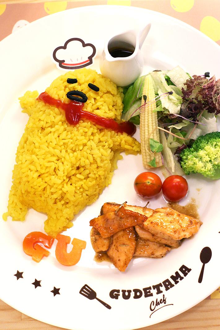 Gudetama-Chef Taipei