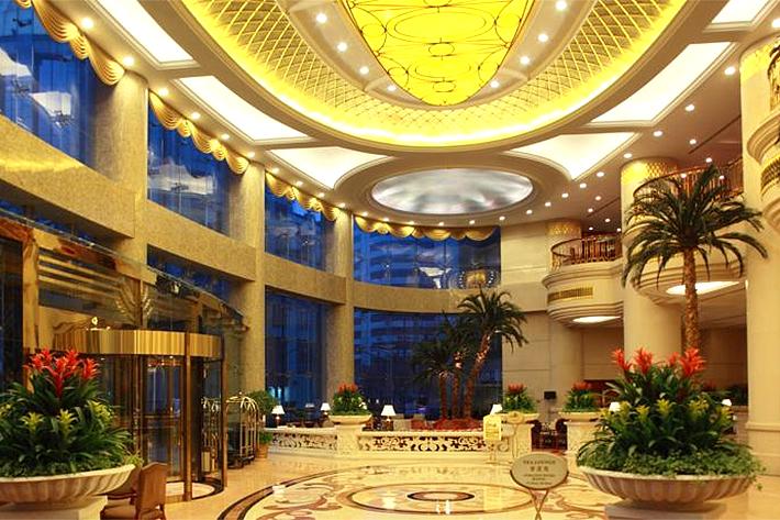 Howard Johnson Plaza Shanghai