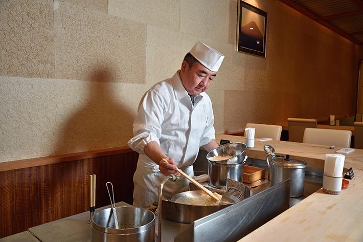 Ippoh Tempura Chef