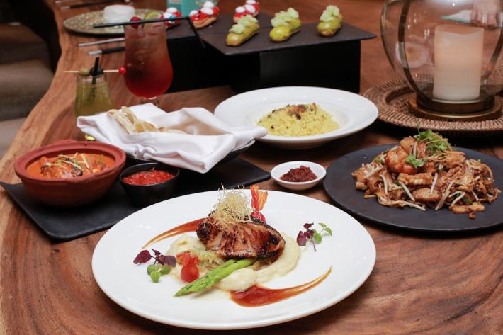 Latest Recipe Le Meridien Singapore