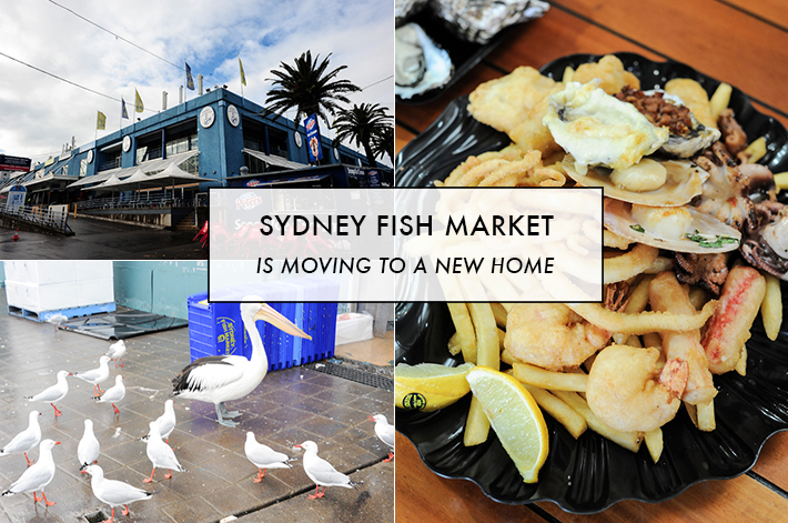 New Sydney Fish Market