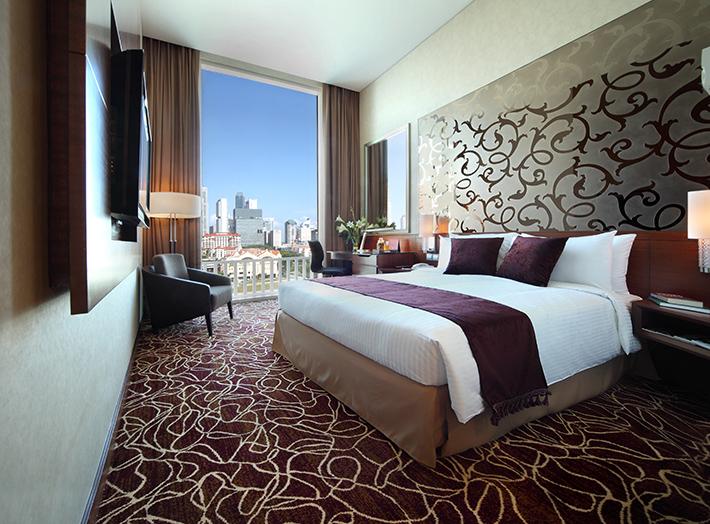Park Hotel Clarke Quay - Club Room