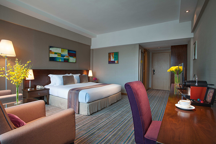 Park Hotel Hong Kong - Premier Room (King)