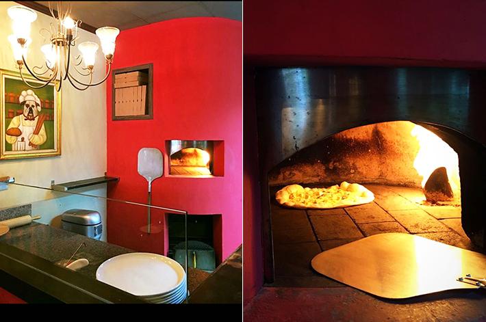 Pietro Pizza Oven