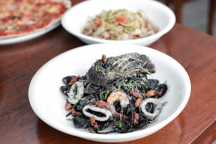 Pietro Squid Ink Pasta
