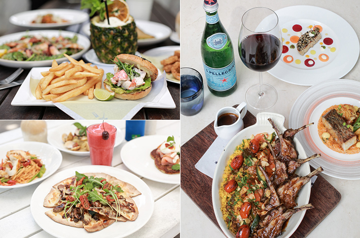 Sentosa Dining Guide