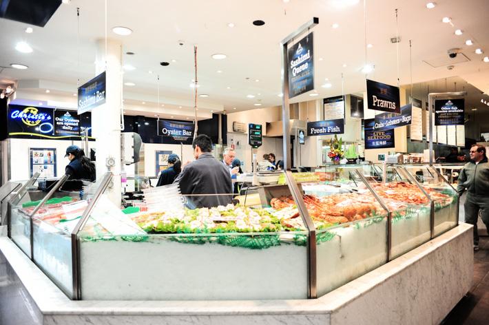 Sydney Fish Market Seafood