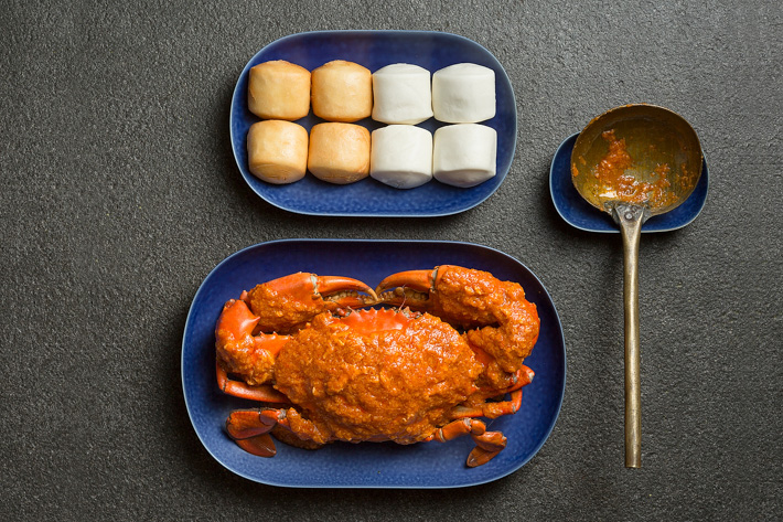 The Westin Singapore Crab Buffet