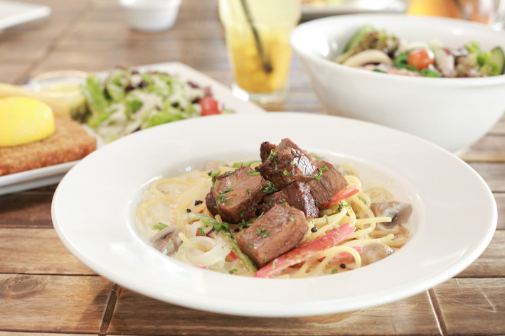 To-Gather Cafe Beef Pasta