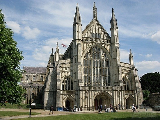 Winsor Cathedral