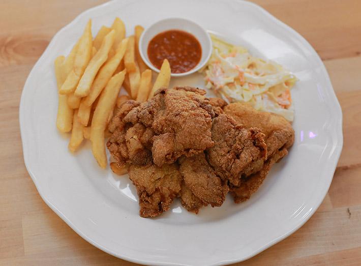 Paper Crane Buttermilk Chicken