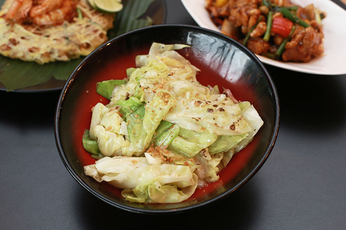 Rochor Thai Cabbage