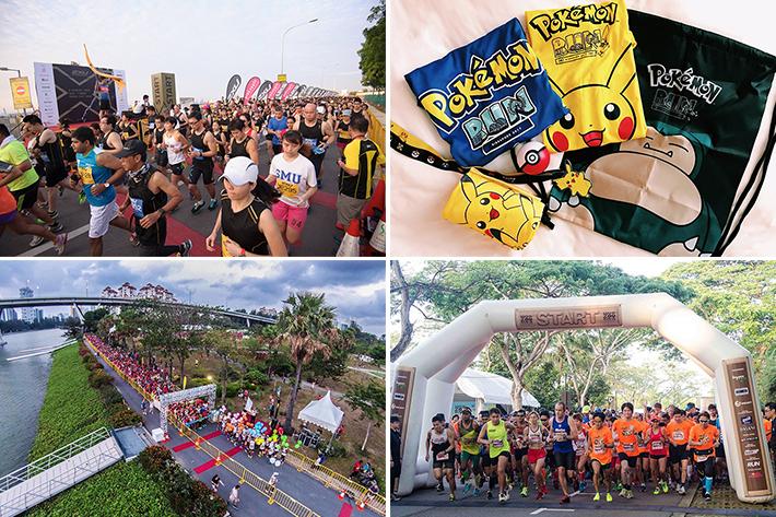 Singapore Runs
