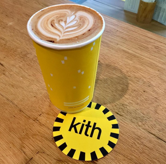Kith Cafe Coffee