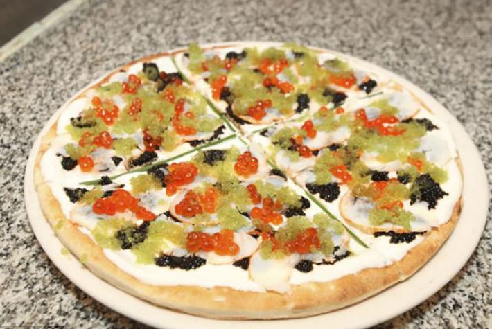 1k pizza