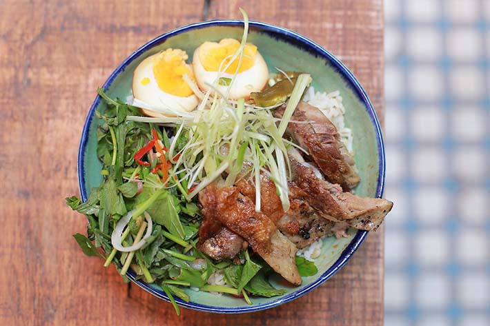 Chocha Duck Rice Bowl