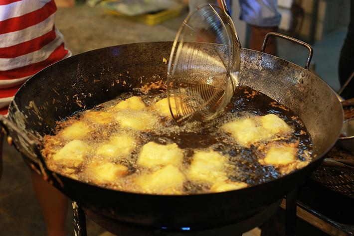 Deep Fried Durian