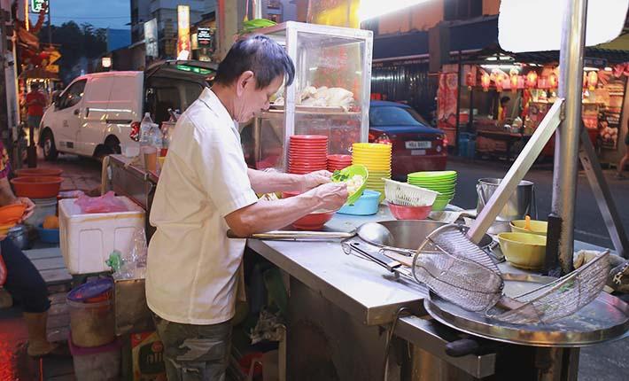 Prawn Noodles Petaling